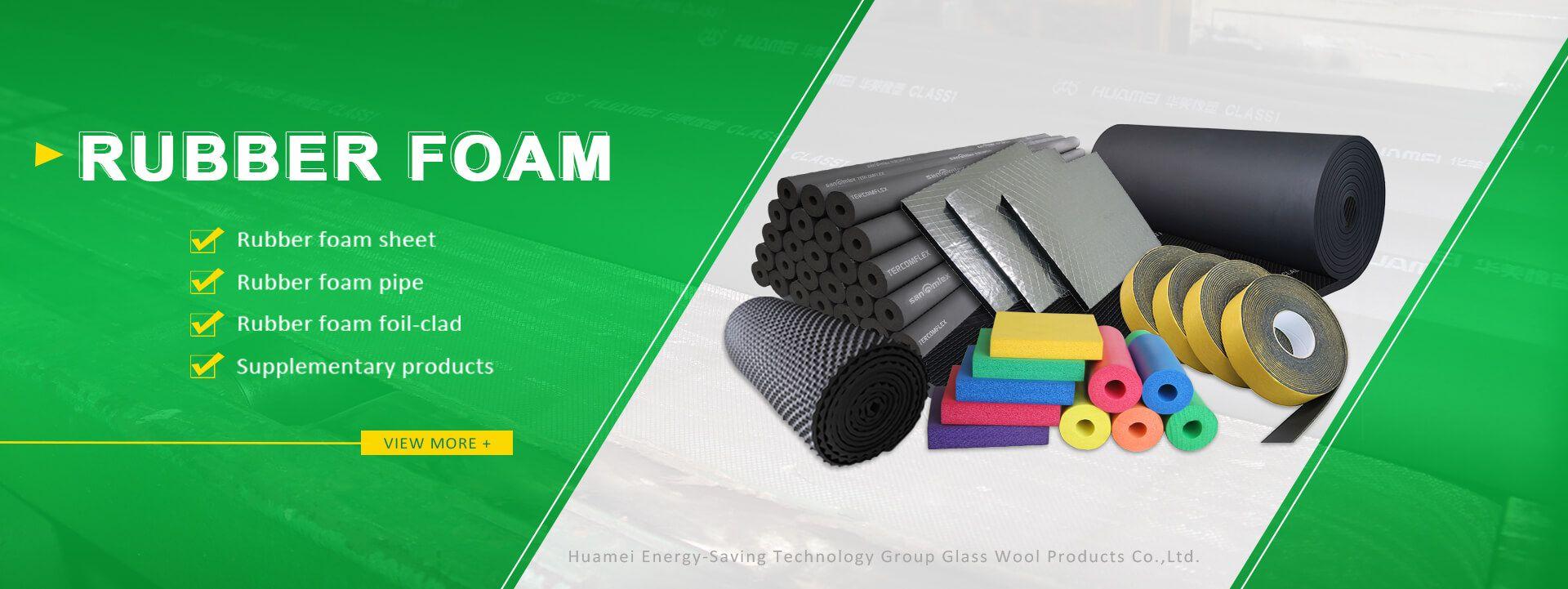 rubber-foam