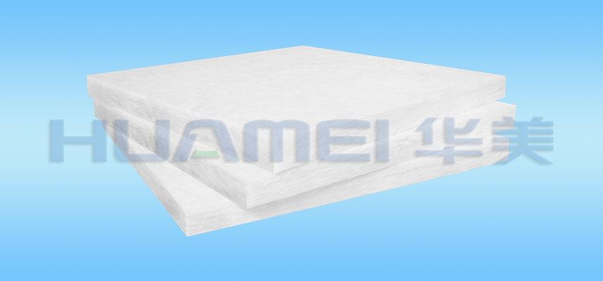 Formaldehyde-free Glass Wool