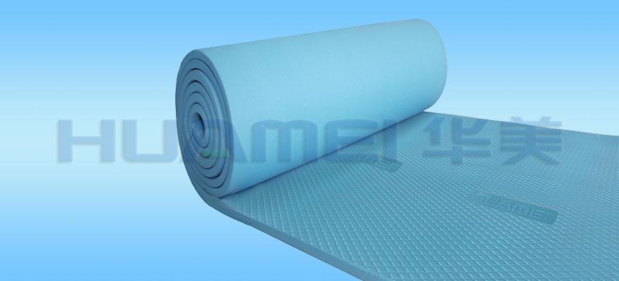Dienes Cryogenic Temperature Insulation Rubber Foam