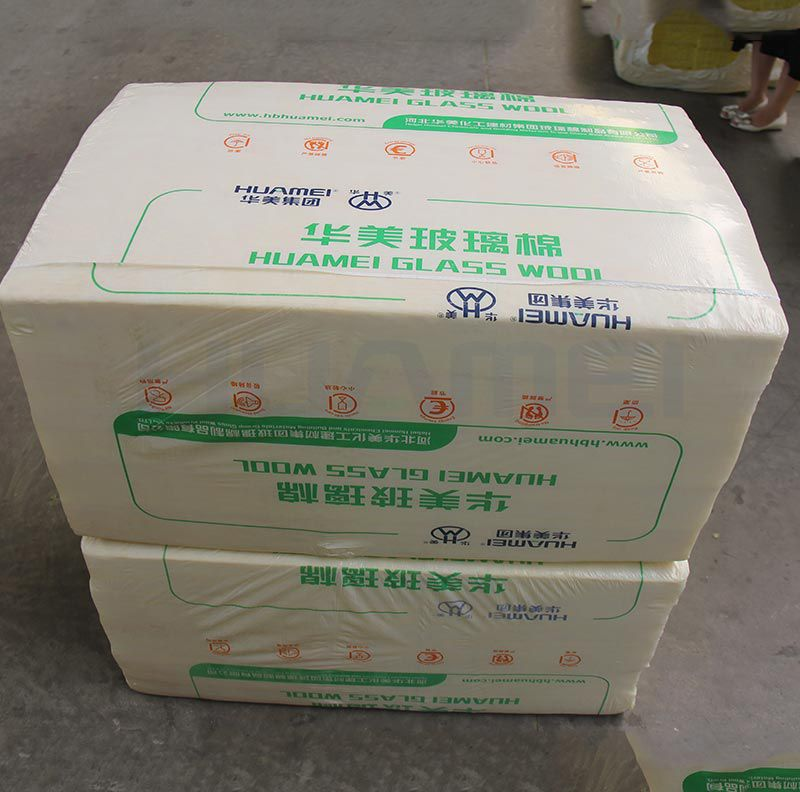 Exporting Package Glass Wool