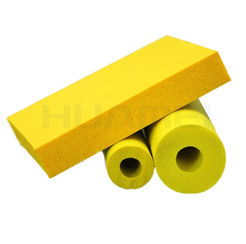 Colorful Rubber Foam Products