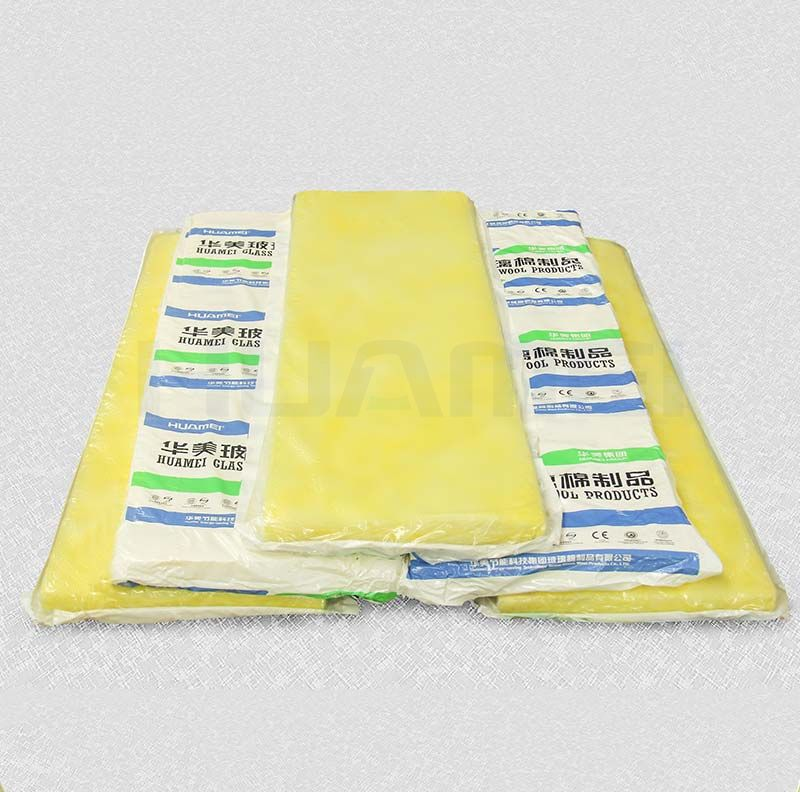 Laminating Glass Wool