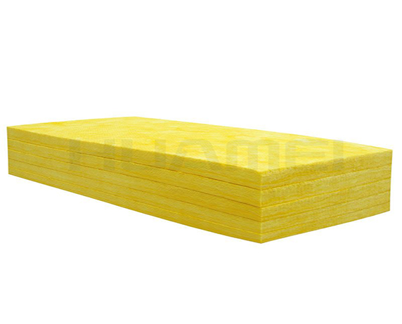 Note For High Temperature Use Of Glass Wool